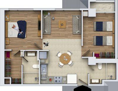 Plano-Depto-2-Habitaciones